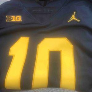 Tom Brady  and Desmond Howard Michigan College